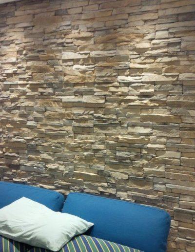 Chelli - Progetti Realizzati - Muretto pietra