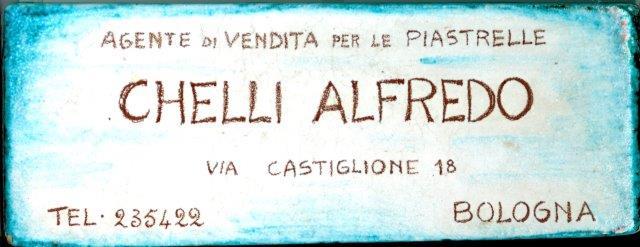 Il Blog di Alfredo Chelli, Pavimenti e Rivestimenti dal 1933