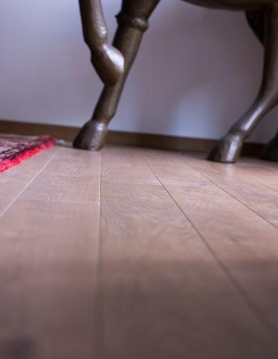 Chelli - Progetti realizzati - Pavimento in legno verniciato