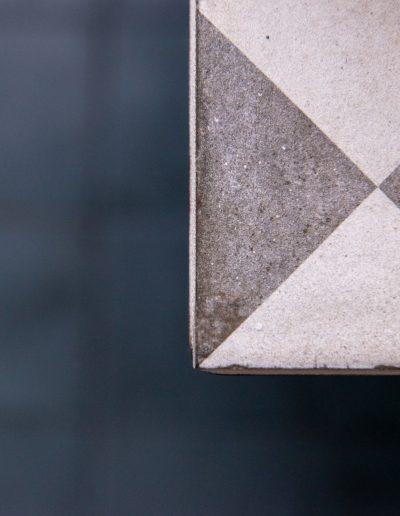 Chelli - Progetti Realizzati - Dettaglio Gres Effetto Cementina